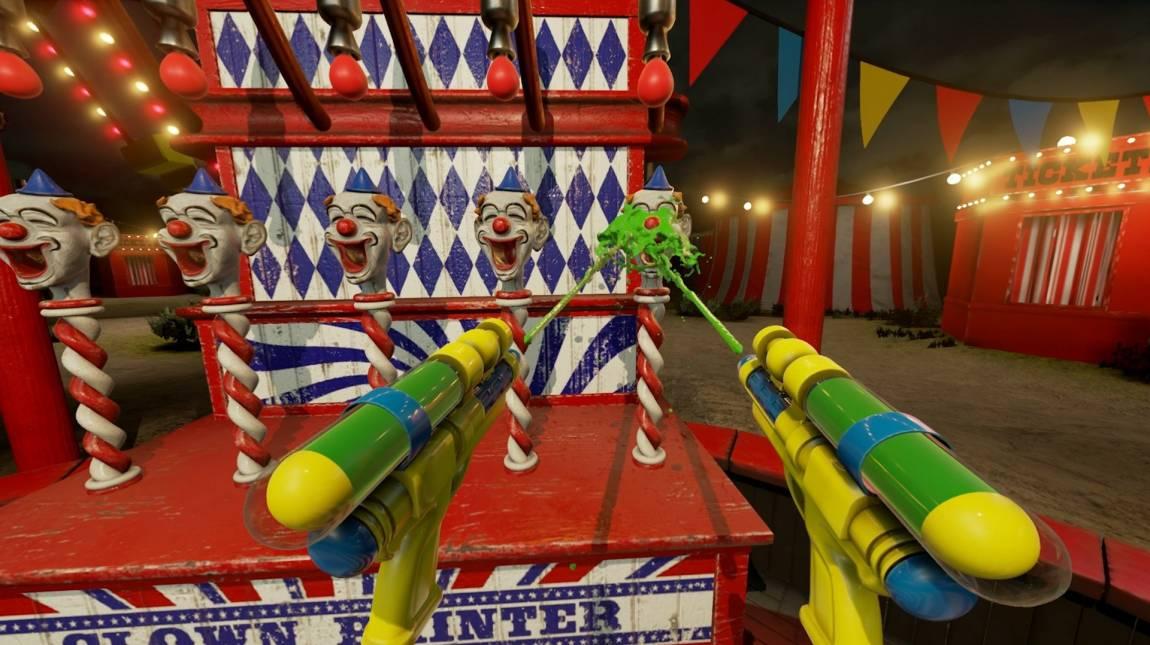 VR Funhouse - az Nvidia első játékához igazi erőművek kellenek bevezetőkép
