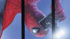 Újabb forgatási anyagokon a Pókember: Hazatérés kép