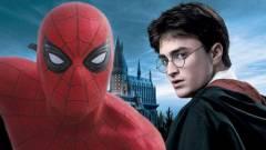 A Pókember filmek a Harry Potter mintáját követnék kép