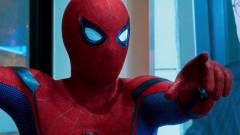 Filmrészleten a Pókember: Hazatérés kép