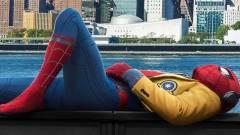 Pókember: Hazatérés előzetes - a Hálószövő élvezi új ruháját kép