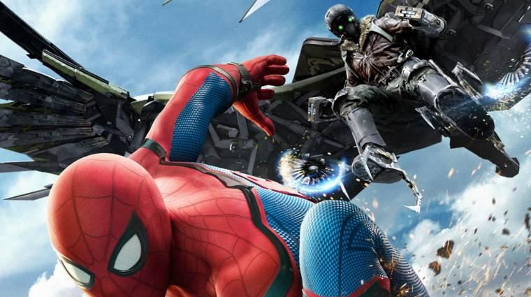 Nézd meg Peter Parker videónaplóját a Pókember: Hazatérésből! kép
