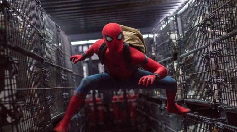 Új részletek derültek ki a Pókember: Hazatérés 2-ről kép