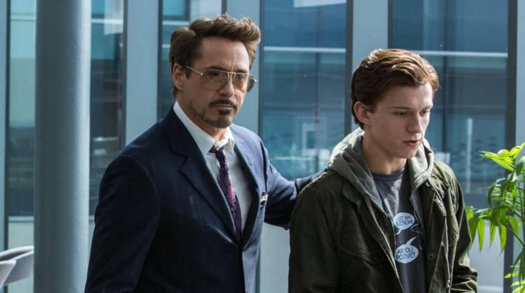 Tom Holland elmesélte, mit tanult az évek alatt Robert Downey Jr.-tól kép