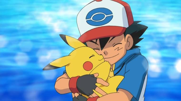 Ash Kechum 22 év után végre Pokémon-bajnokká vált bevezetőkép