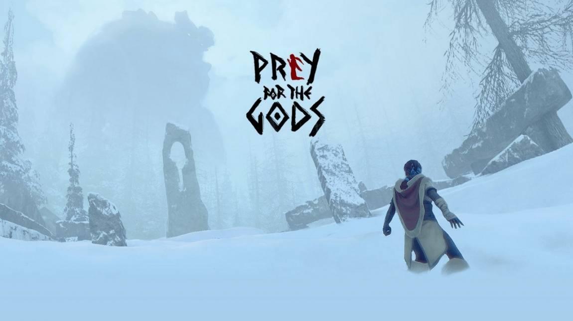 Prey for the Gods - Kickstarteren a Shadow of the Colossus szellemi utódja bevezetőkép