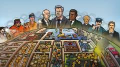 Prison Architect - multiplayer is került bele kép