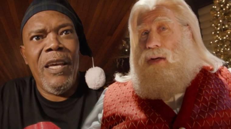A Ponyvaregény ikonikus párosa egy karácsonyi reklámban tért vissza bevezetőkép