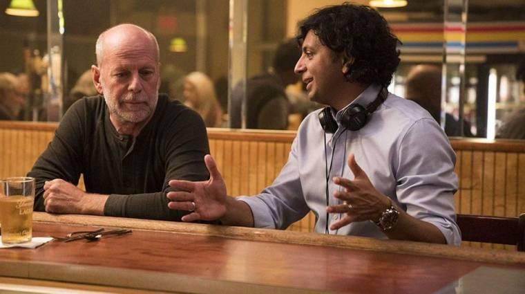 M. Night Shyamalan két új filmmel is készül bevezetőkép