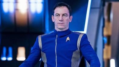 Star Trek: Discovery - Jason Isaacset végre láthatjuk egyenruhában