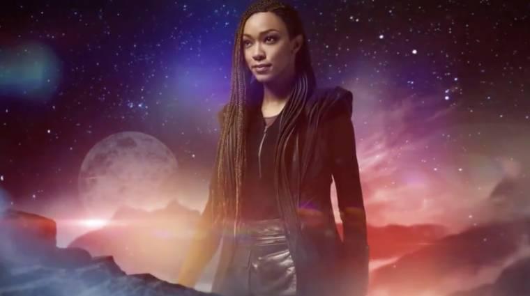 Berendelték a Star Trek: Discovery negyedik évadát bevezetőkép