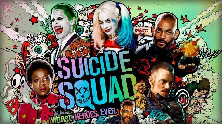 Rengeteg új infó érkezett a James Gunn-féle The Suicide Squadról kép