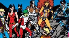 Comic-Con 2016 - jön a Teen Titans: The Judas Contract animációs film kép