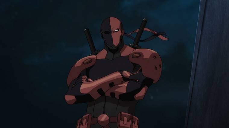 Deathstroke is felbukkan a Teen Titans: The Judas Contract új előzetesében kép
