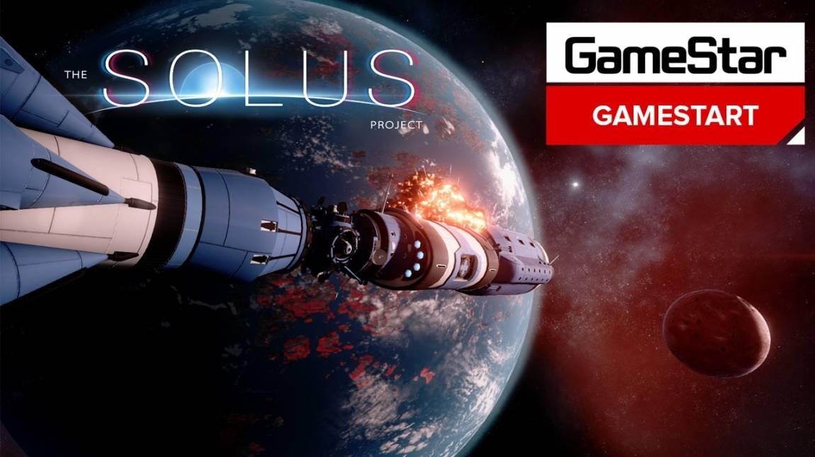 GameStart - The Solus Project (1. rész) bevezetőkép