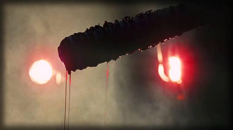 The Walking Dead - így választották ki Negan áldozatát kép