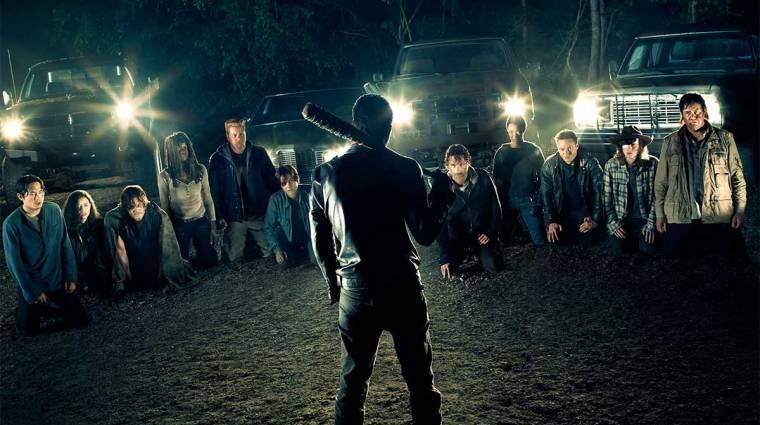 The Walking Dead - ezért kellett Negan áldozatának mennie kép
