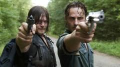 Nem mostanában fog véget érni a The Walking Dead kép
