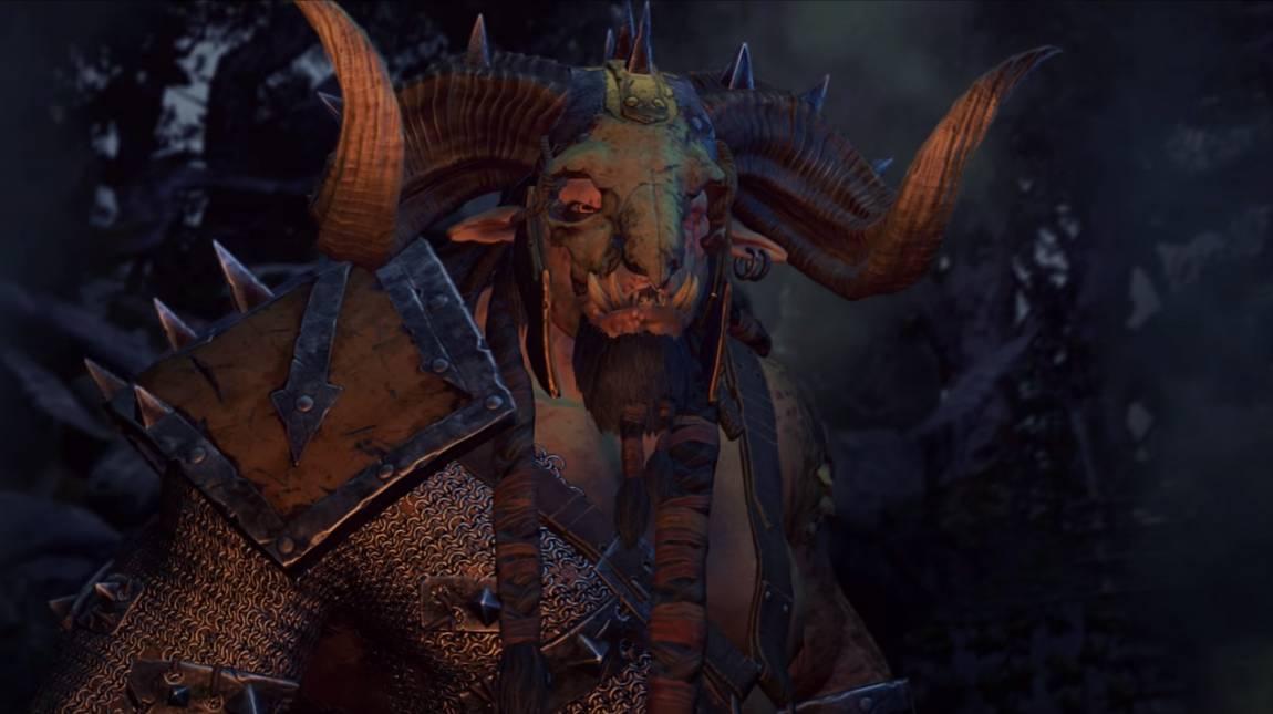 Total War: Warhammer - videón a beastmen kampány bevezetőkép