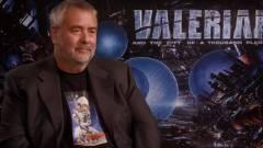 Valerian - Luc Besson már elkészült a folytatás forgatókönyvével kép