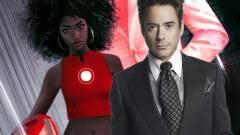 Robert Downey Jr. véleménye az új, női Vasemberről kép