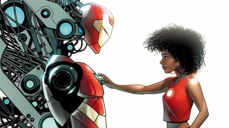 Bemutatkozik Riri Williams, mint Ironheart kép
