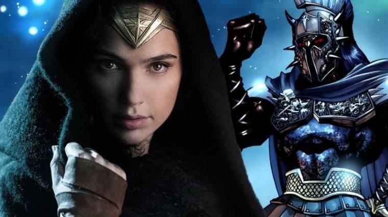 Megvan Wonder Woman ellenségének a megformálója kép