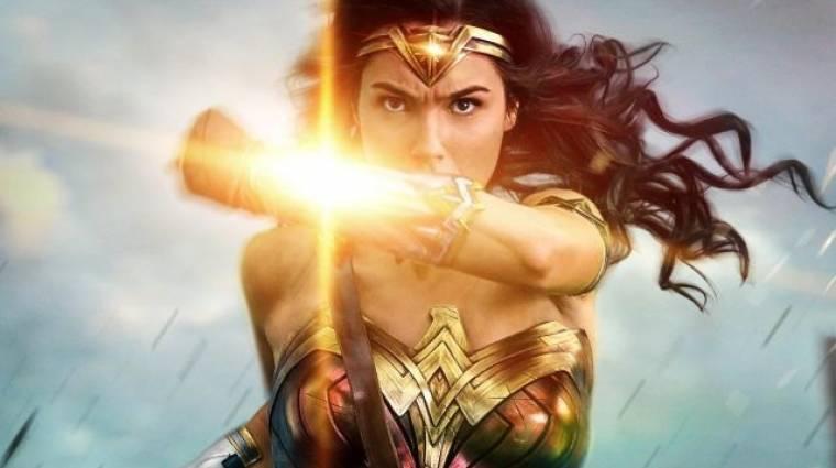 Végső előzetesen a Wonder Woman kép