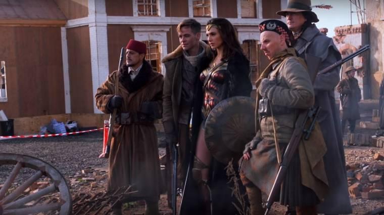 Wonder Woman - miért nem nem lesz stáblista utáni jelenet? kép