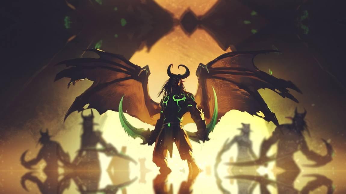 World of Warcraft: Legion - az utolsó Harbingers videó Illidan seregével bevezetőkép