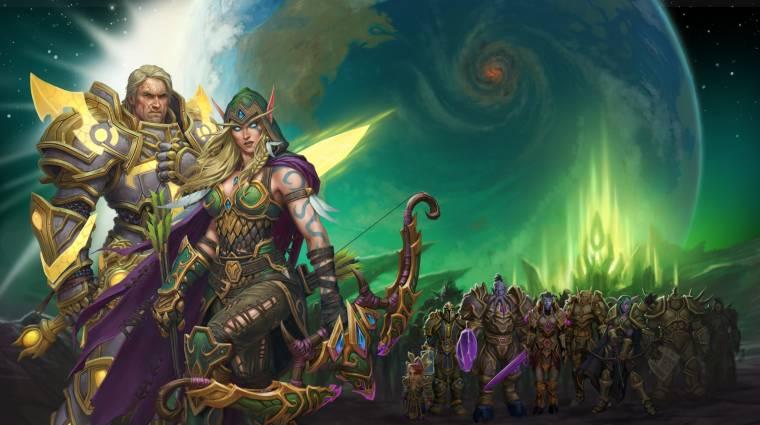 World of Warcraft: Legion - hangoskönyvből ismerhetjük meg Alleria és Turalyon történetét bevezetőkép