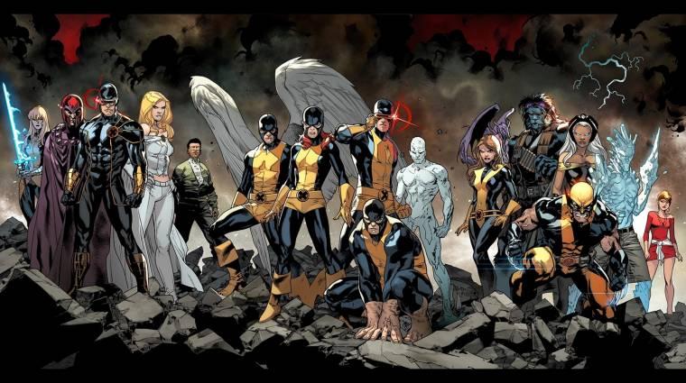 Amerikában bíróság vizsgálta, hogy embernek számítanak-e az X-Menek bevezetőkép
