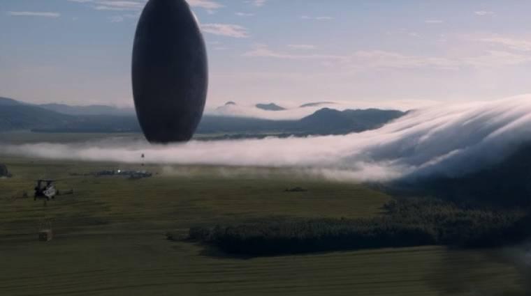 Érkezés - új klippeken az év sci-fije kép