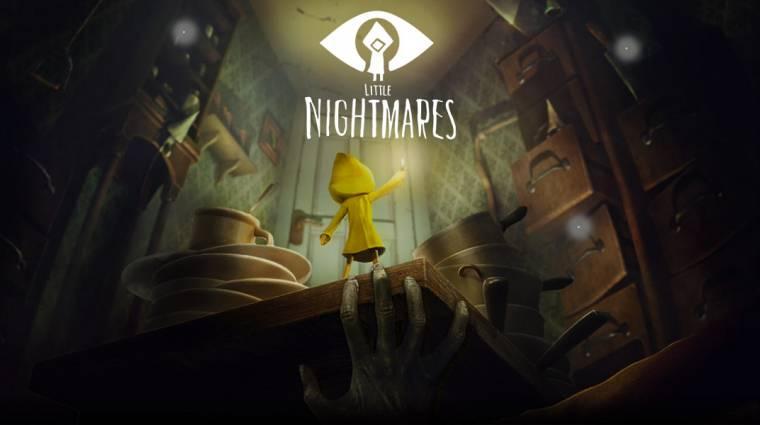 Hátborzongató trailert kapott a Little Nightmares bevezetőkép