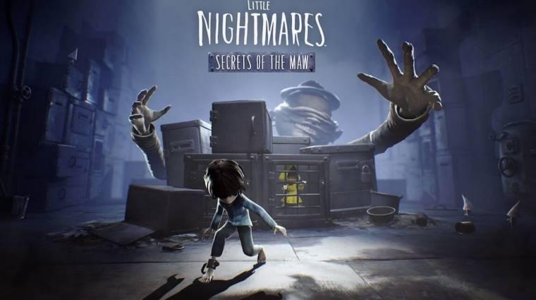 Little Nightmares - új főszereplőt hoznak a DLC-k bevezetőkép