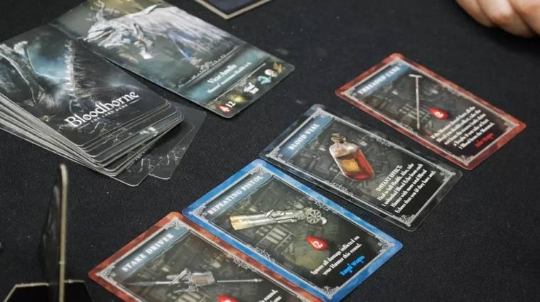 Bloodborne - így fest a kártyajáték bevezetőkép