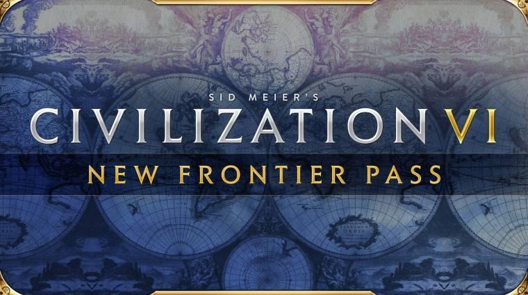 Nem friss játék már a Civilization VI, mégis egy évre szóló Season Passt kap bevezetőkép