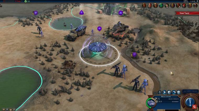 Űrlényekkel és zombikkal bővül a Civilization VI battle royale módja bevezetőkép