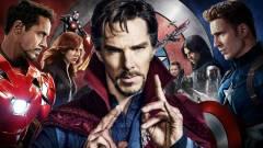 Doctor Strange egyesítheti a széthullott Bosszúállókat kép