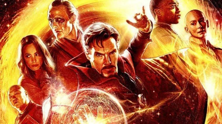 Meglennének Doctor Strange ellenfelei a folytatásra? kép