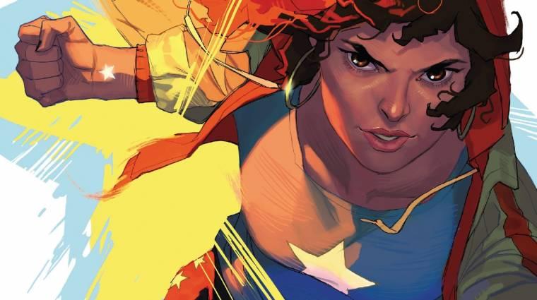 America Chavez is benne lehet a Doctor Strange folytatásában kép