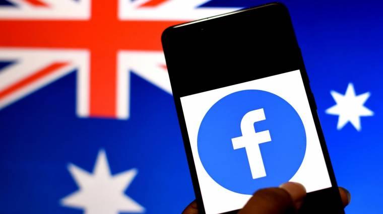 Visszatáncol a Facebook, újra olvashatnak híreket az ausztrál felhasználók kép