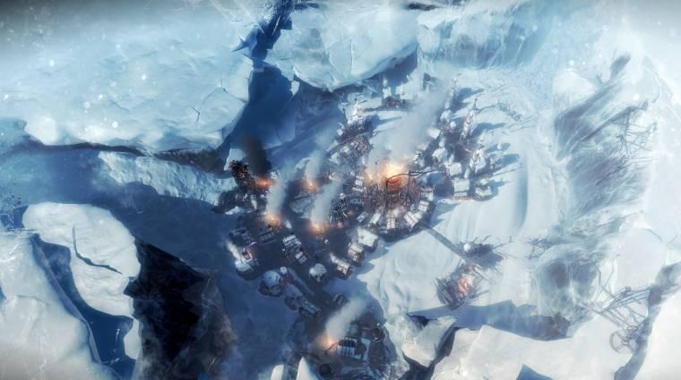 Frostpunk - 1,4 millió példányban fogyott, de a fejlesztési költség napok alatt megtérült bevezetőkép