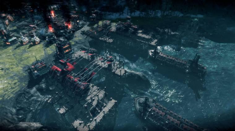 Az utolsó őszről szól a Frostpunk következő DLC-je bevezetőkép
