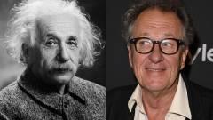 Geoffrey Rush lesz Albert Einstein kép