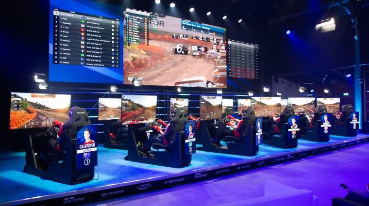 Negyedik lett a magyar versenyző a Gran Turismo Nemzetek Kupáján bevezetőkép