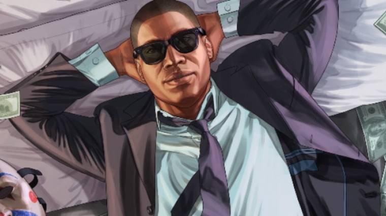 Grand Theft Auto Online - akarsz gazdag lenni? bevezetőkép