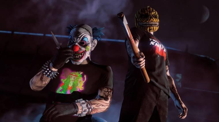GTA Online - gyilkolás, káosz és ingyen póló halloweenra bevezetőkép