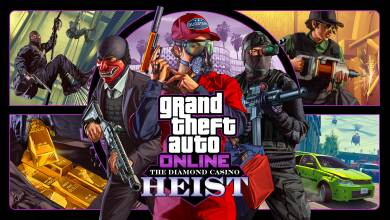 Kaszinórablást hoz a következő GTA Online frissítés