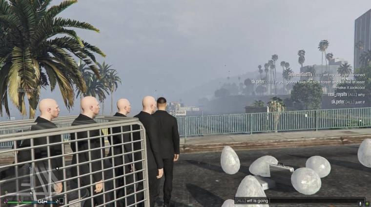 Az ingyenes GTA Online a hackerek kedvenc játszótere bevezetőkép